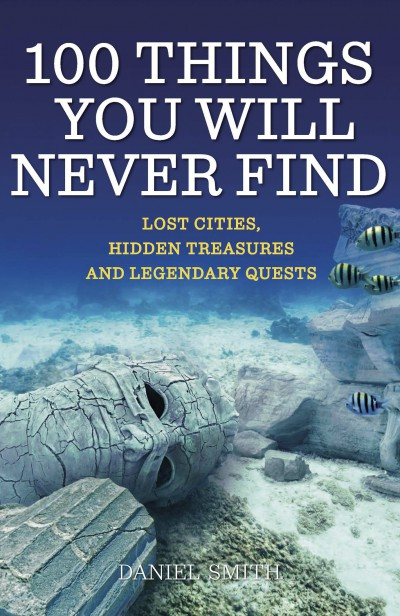 100 things you'll never find