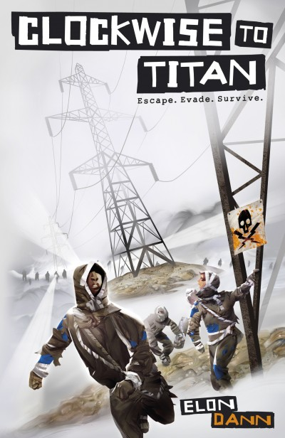 CLOCKWISE TO TITAN jacket