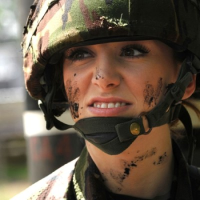 LCpl Katrina Hodge is now a strong favourite to be named as Miss EnglandLCpl Katrina Hodge is now a strong favourite to be named as Miss England