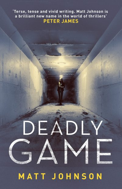 DEADLY Game cover