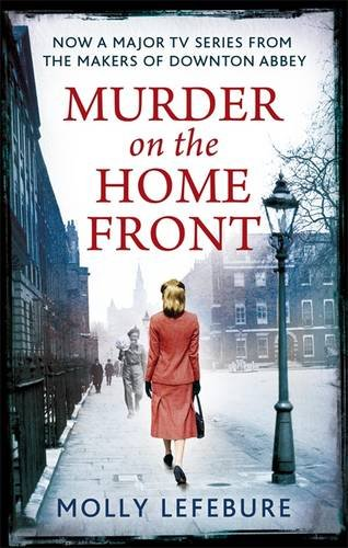 Murder on the Home front cover