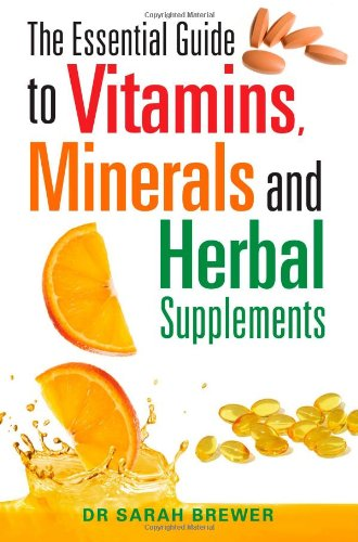 essential guide to vitamins